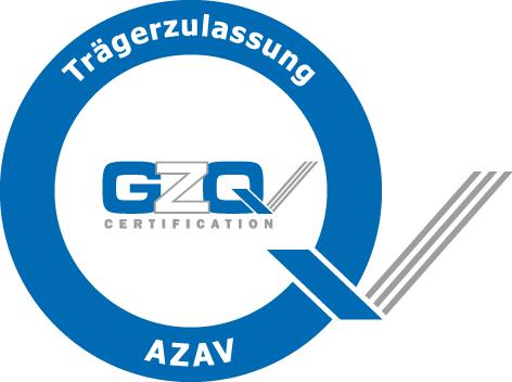 GZQ Siegel AZAV Trägerzulassung